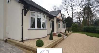 Resin bonded driveway Essex and Suffolk Border.