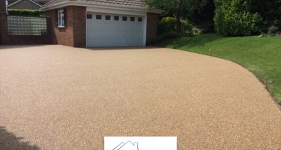 Resin bonded driveway Essex.