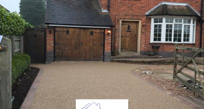 Resin Bonded Driveway Colchester.