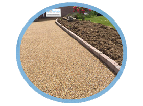 resin bound Gravel driveways. Colchester and Sudbury.