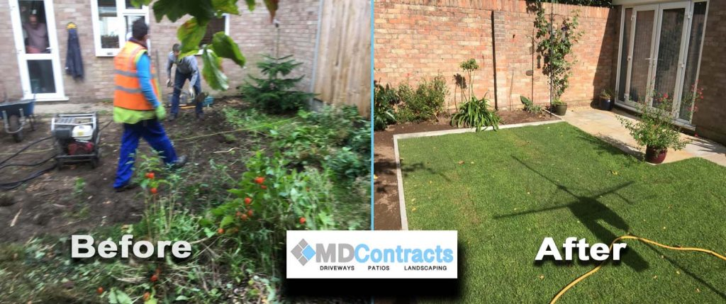 Landscaping Colchester.