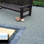 Resin Bound Gravel in Landscaping.