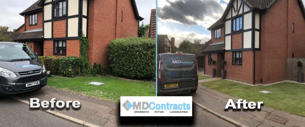 landscaping colchester