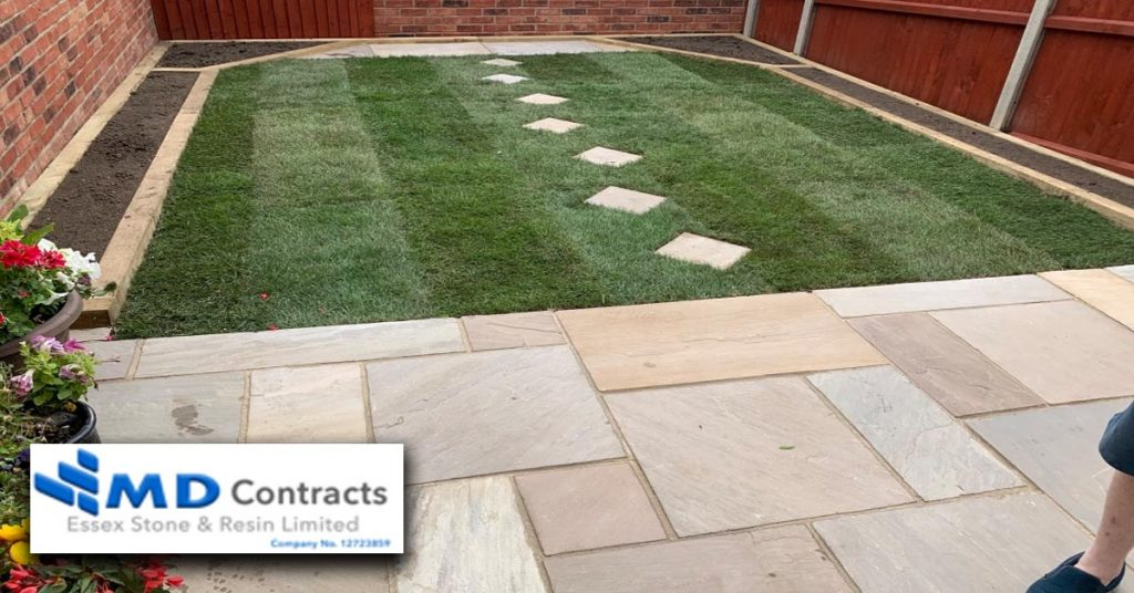 Patio Installers Long Melford, Sudbury.
